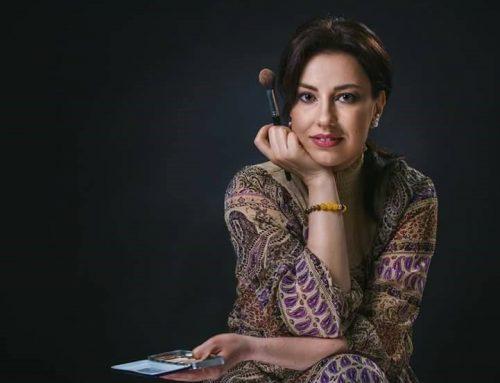 Съвети за грим с Дарина Господинова