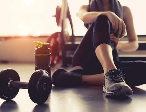 Жените и мускулната маса
